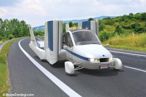 ماشین هایی که دنده هوایی دارند!