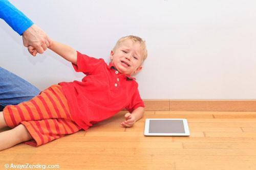 کودک شما هم اعتیاد به تبلت دارد؟