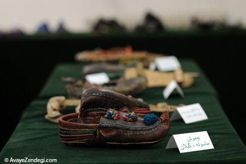 کفش های سرزمین من