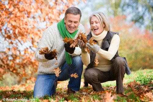 8 گام برای پرشور کردن زندگی مشترک