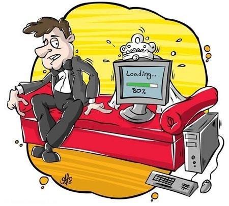کاریکاتور ازدواج های اینترنتی