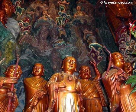 معبد بودای Jade در شانگهای چین