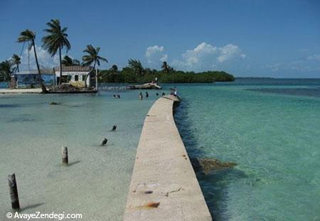 4 جزیره تماشایی آمریکای لاتین
