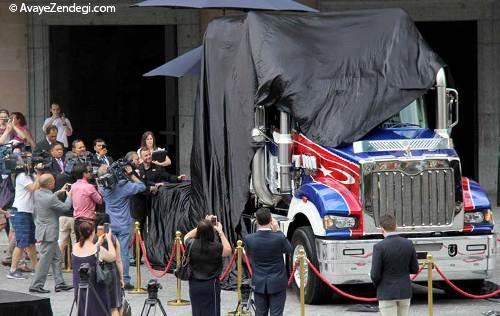 گرانترین کامیون ماک جهان، به سفارش سلطان مالزیایی