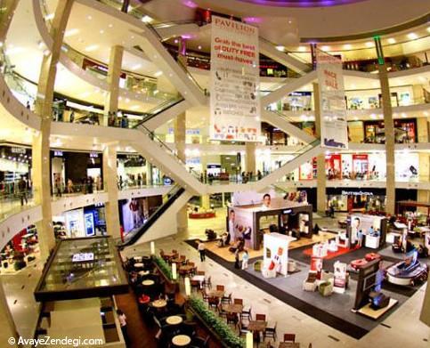 بهترین مراکز خرید در کوالالامپور مالزی