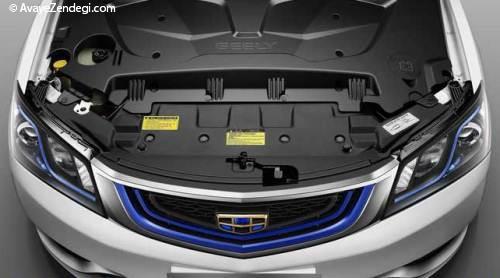 اصلاح خط تولید موتورهای جیلی