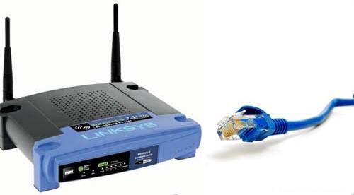 وای-فای یا کابل اترنت؟