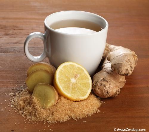 چای زنجبیلی: همیار جدید لاغری