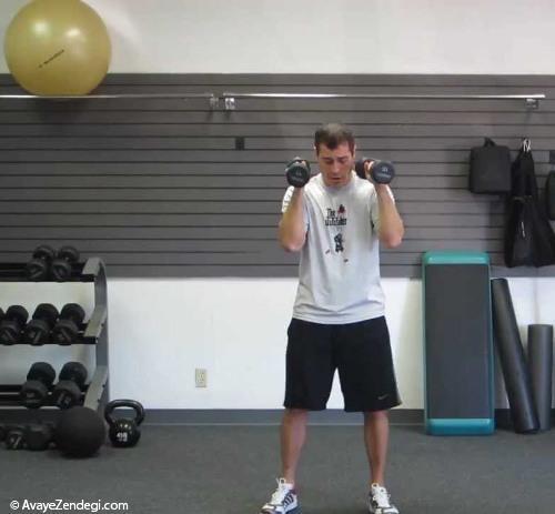 ۵ شیوه کالری سوزی بیشتر هنگام انجام تمرینات قدرتی