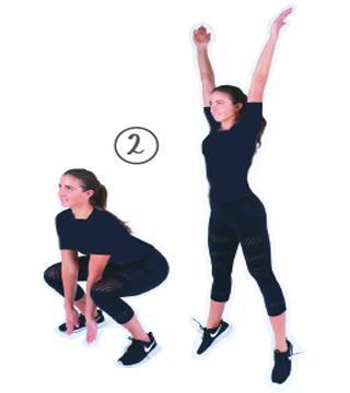 ۴ حرکت ورزشی برای شارژ کردن بدن