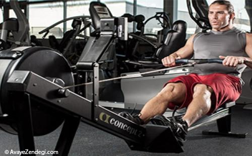 ۴ دلیل که چرا در تمرینات باید از دستگاه بدنسازی استفاده کنید