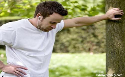۹ روش برای جلوگیری از درد پهلو هنگام دویدن