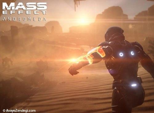اوج هیجان با بازی Mass Effect: Andromeda