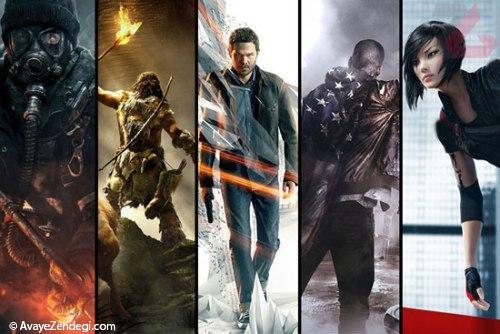 منتظر این بازی های فوق العاده در 2016 باشید
