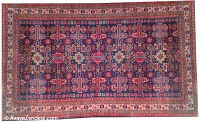 بافت فرش در اردبیل