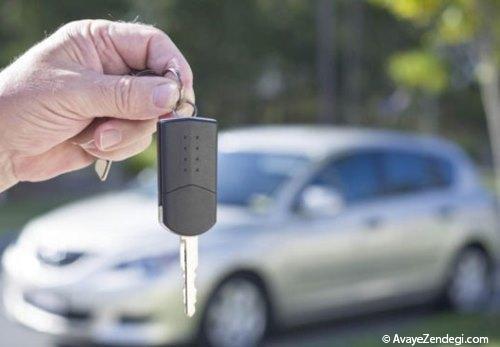 در خرید خودرو جدید به این نکات دقت کنید