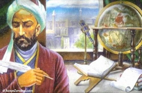 خواجه نصیرالدین طوسی را بیشتر بشناسید