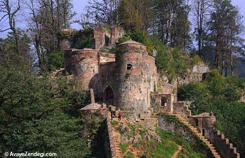 قلعه رودخان؛ سفر به اعماق تاریخ و طبیعتِ گیلان