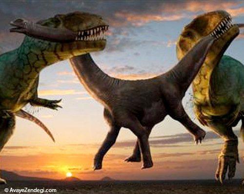 معروفترین دایناسورهای جهان: استگوساروس