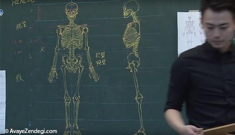 معلم تایوانی بامهارت حیرت انگیز!