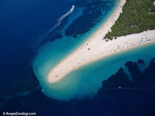 تصاویر زیباترین سواحل جهان در یک قاب