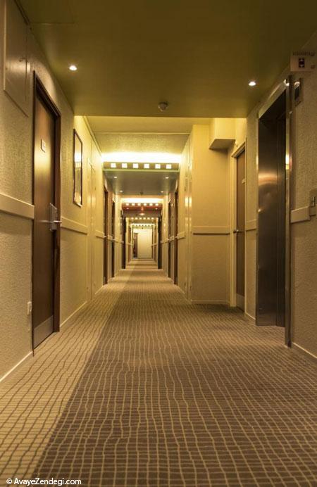 زنان برای گریه کردن به این هتل می روند!