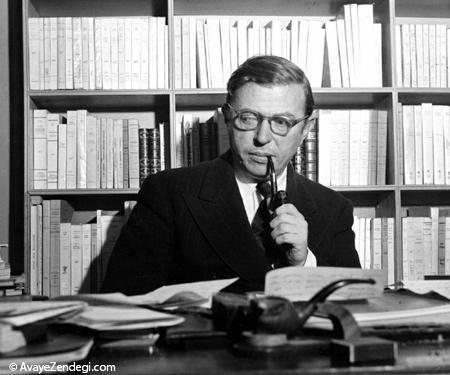 ژان پل سارتر، نمونه تیپیک روشنفکری