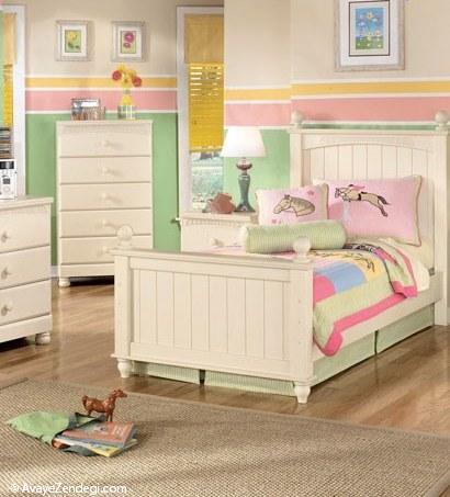 چگونه یک تخت مناسب برای فرزندمان بخریم؟