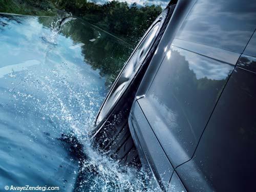 پدیده هیدروپلنینگ (HydroPlaning) چیست؟