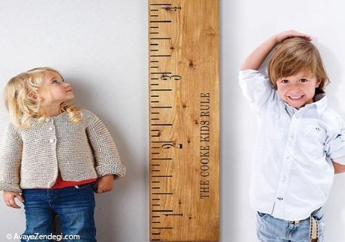 قد نرمال شما و کودکتان چقدر است؟