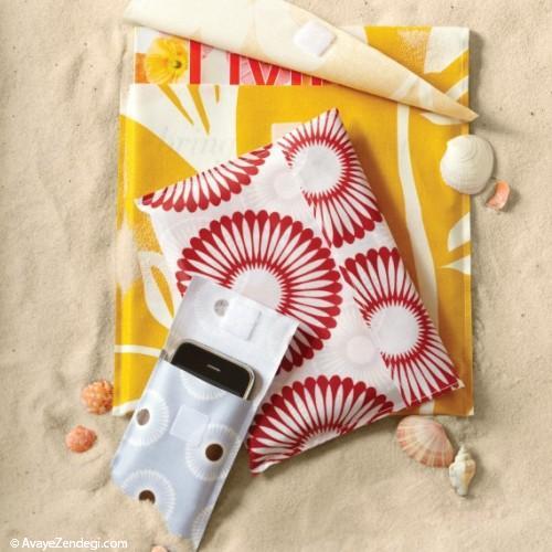 6 وسیله ای كه در ساحل نیاز دارید و از آن بی خبرید!