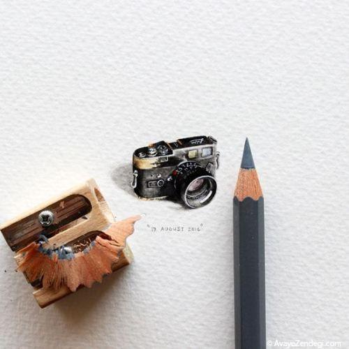 تصاویر نقاشی های مینیاتوری