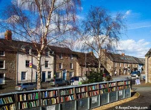 کتابخانه های متفاوت و جالب در شهر