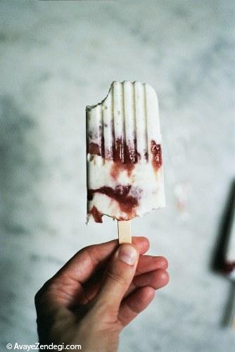 7 ایده برای ساخت بستنی خانگی صددرصد سالم