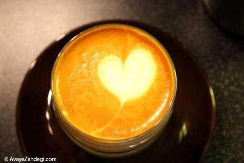 تصاویر شگفت انگیز از تزئین قهوه اسپرسو
