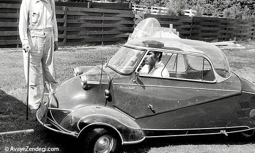 10ماشین برتر : پادشاه اتومبیل ها