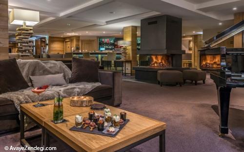 طراحی شگفت آور هتل لو کایلا