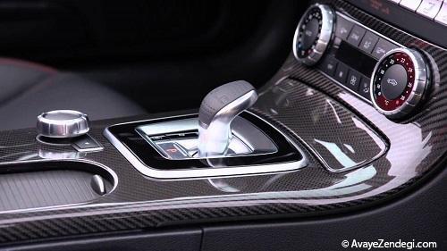 گالری تصاویری از Mercedes Benz AMG SLC43