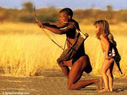تارزان آفریقا