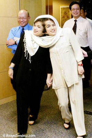 دوقلوهای افسانه ای ایران