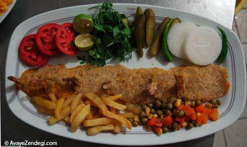 انواع ماهی و بهترین شیوه طبخ آنها