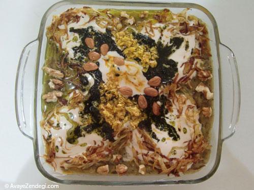 طرز تهیه انواع غذا با بادمجان