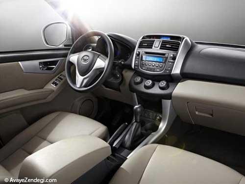 مشخصات خودروی لیفان X60