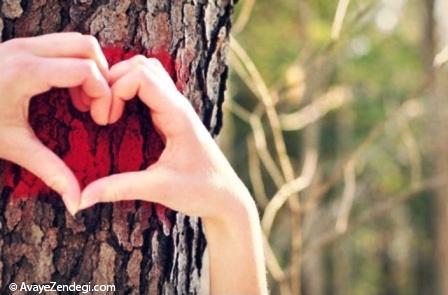 عشق شما و نامزدتان چگونه است؟!
