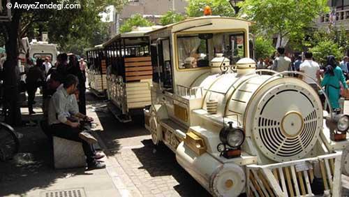 گشتی در تهران
