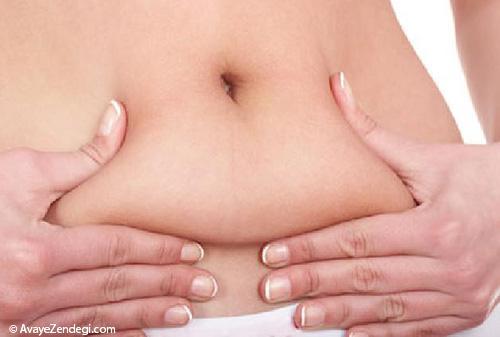 روش هایی شگفت انگیز که شکم تان را به سرعت کوچک می کند